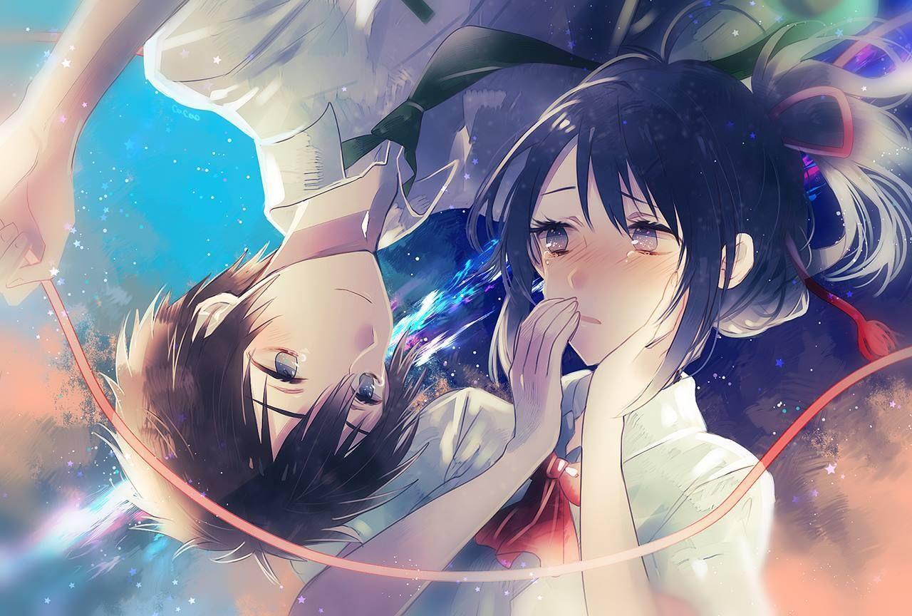 Hình ảnh Anime Buồn (1)