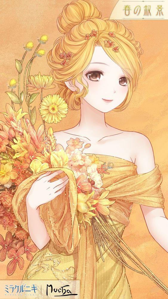 Hình ảnh Anime Cute Dễ Thương (29)